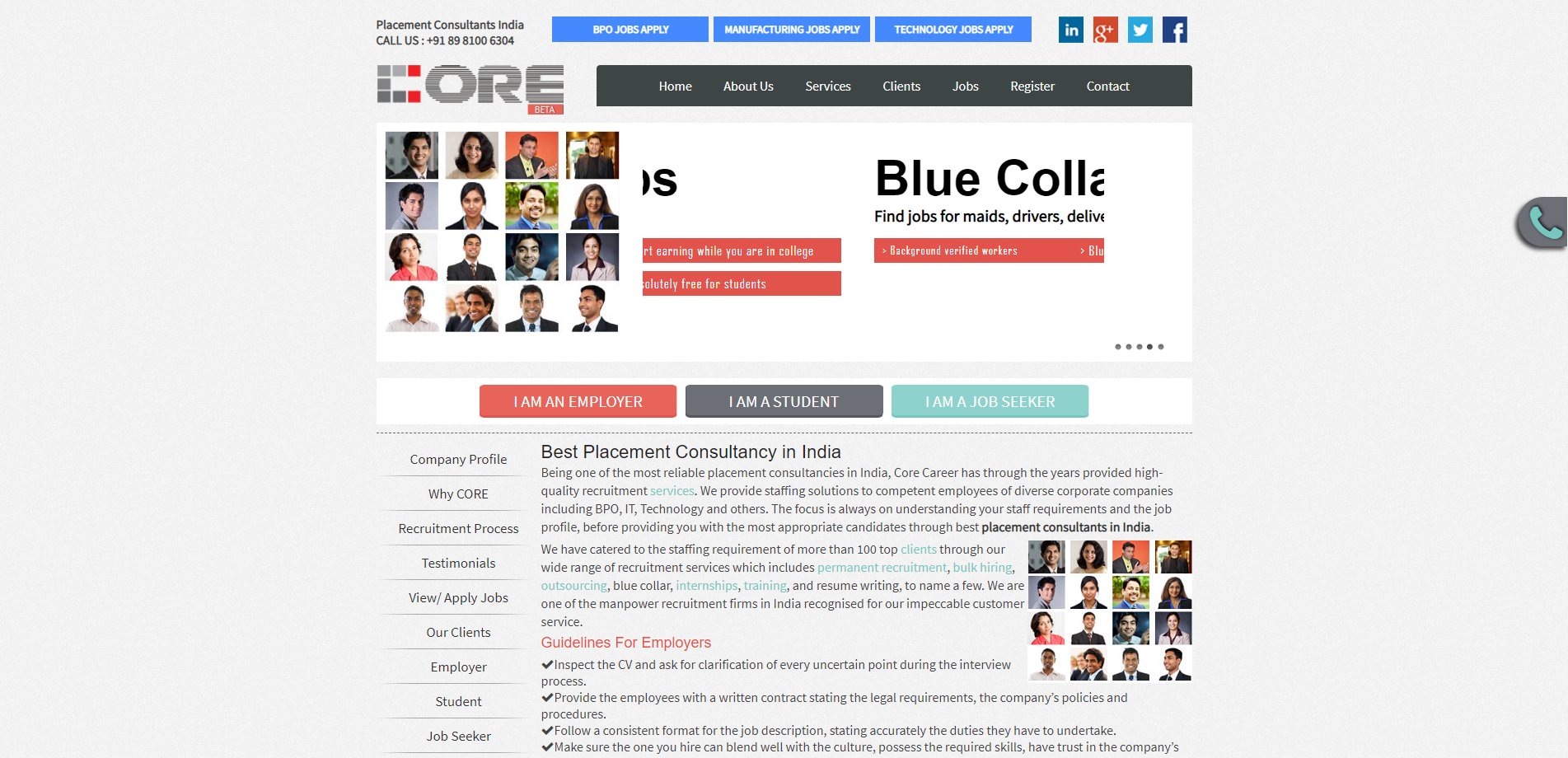 Careersatcore.com